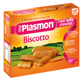 biscotti plasmon con olio di palma